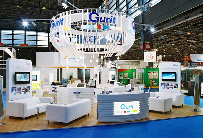 Gurit Exhibition Stand